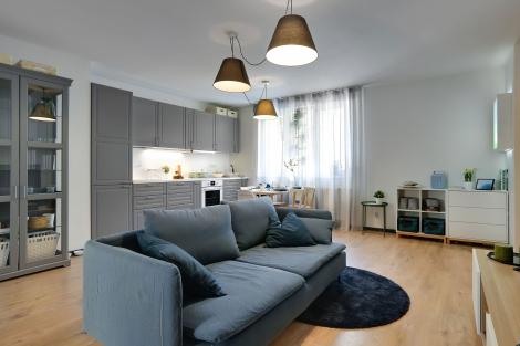 3 istabu dzīvoklis